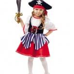 Детский костюм Пиратка, Новосибирск