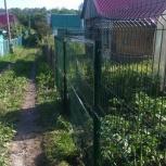 Забор Гардис Fit 3D 1.5 м., Новосибирск