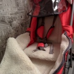 Cанки коляска Geburt, Новосибирск
