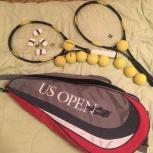Продам ракетки для большого тенниса, Новосибирск