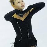 Платье для выступлений по фигурному катанию, Новосибирск