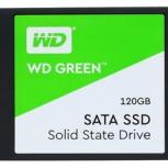 120 ГБ SSD-накопитель WD Green, Новосибирск