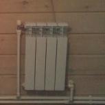 Отопление Водоснабжение Монтаж радиаторов, Новосибирск