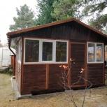 Каркасные бани, дома, хозблоки, туалеты. Новогодняя акция -15%, Новосибирск