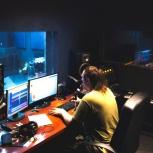 Студия звукозаписи и репетиционная база voice-studio, Новосибирск
