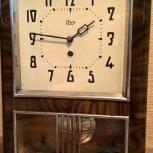 Продам часы настенные Янтарь. Раритет, Новосибирск