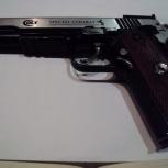 Продам  пневматический  пистолет Umarex Colt special combat, Новосибирск