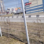 Продам забор 3d, Новосибирск