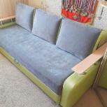 диван кровать с механизмом  тик-так, Новосибирск