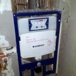 Установка инженерной сантехники любой сложности, Новосибирск