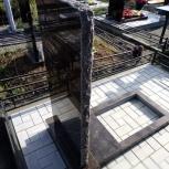 Памятники из гранита. Благоустройство могил, Новосибирск