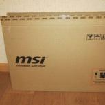 Новый MSI GE70 2PL, Новосибирск