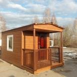Домик для дачи и сада 5,00х2,50, Новосибирск