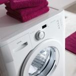 Ремонт стиральных машин, ремонт посуд. машин, ремонт эл. плит, машин, Новосибирск