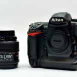 Фотоаппарат Nikon D3, Новосибирск