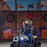 Детский квадроцикл ATV-BOT KVF 1000M, Новосибирск