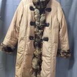 Пальто на синтепоне (Италия) р. 50, Новосибирск