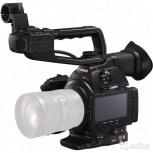 Продам проф. видеокамеру Canon c100 mkii, Новосибирск