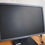 Продам монитор Aser V223HQV, Новосибирск