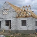 Строительство домов, коттеджей, бань, Новосибирск