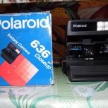 Фотоаапарат Polaroid 636, Новосибирск