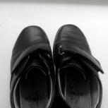 Туфли школьные на мальчика р.35, Новосибирск