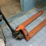 Продам гидравлическую тележку, рохлю, Новосибирск
