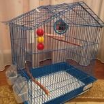 Продам клетку для птиц Triol, Новосибирск