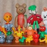 Куплю любые игрушки ссср куклы модели авто, оловянные и другие, Новосибирск