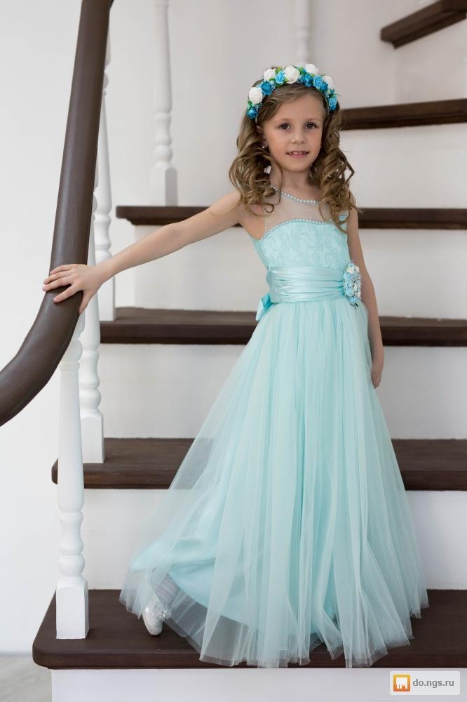 52c55c36890aa5 Детские платья на прокат Цена - 700.00 руб., Новосибирск - НГС ...