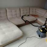 Быстрая химчистка мебели на дому!!, Новосибирск