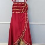 Нарядное платье на 8-10 лет (134-140), Новосибирск