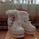 Ботинки женские демисезонные, Новосибирск