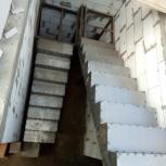 Лестницы на металлокаркасе, сварочные работы, Новосибирск