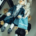 Куклы-марионетки, Новосибирск