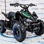 Детский квадроцикл ATV-BOT RAPTOR 50 черный, Новосибирск