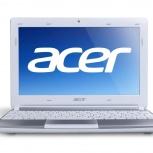 ноутбук Acer AOD257-13DQWS Intel Atom N455, Новосибирск