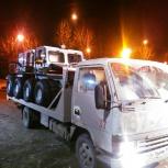 Услуги эвакуатора, Новосибирск