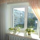 Окна. Остекление балкона. Обшивка, Новосибирск
