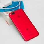 Xiaomi Mi A1 64гб Красный в отличном состоянии, Новосибирск