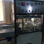 Линия глазирования кондитерских изделий с шириной конвейера-400 800 мм, Новосибирск