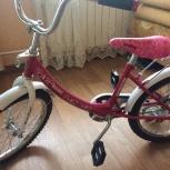Продам новый велосипед. Радиус колес 18, Новосибирск