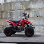 Детский квадроцикл ATV-BOT GT50-R красный, Новосибирск