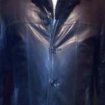 Зимняя куртка  56 размер на натуральном меху, Новосибирск
