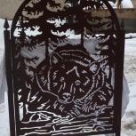 Художественная резка металла ( калитки ворота заборы), Новосибирск