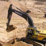 Щебень песок гравий ПГС земля бутовый камень отсев торф перегной навоз, Новосибирск