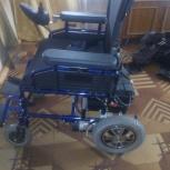 Инвалидная коляска с электроприводом Exel X-power, Новосибирск