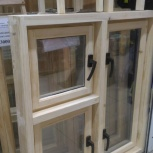 Окна деревянные изготовление на заказ и в продаже на Центральном рынке, Новосибирск