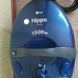 Продам моющий пылесос LG Hippo, Новосибирск