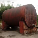 Топливная емкость 25 куб.м, Новосибирск